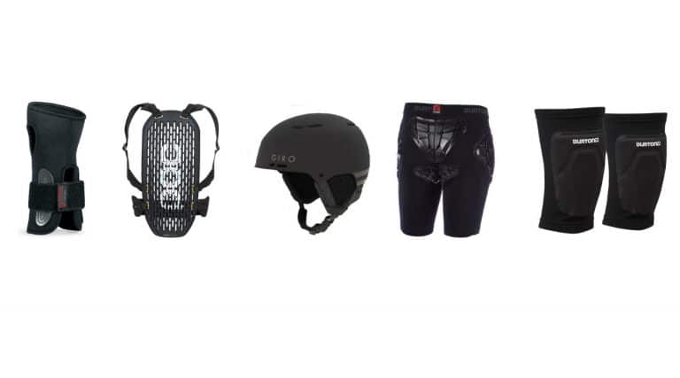 Essential Snowboard Protective Gear