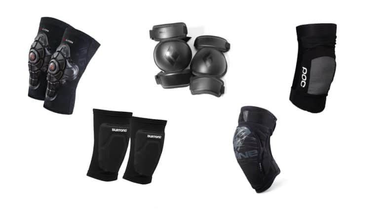 6 Best Snowboard Knee Pads (2021)
