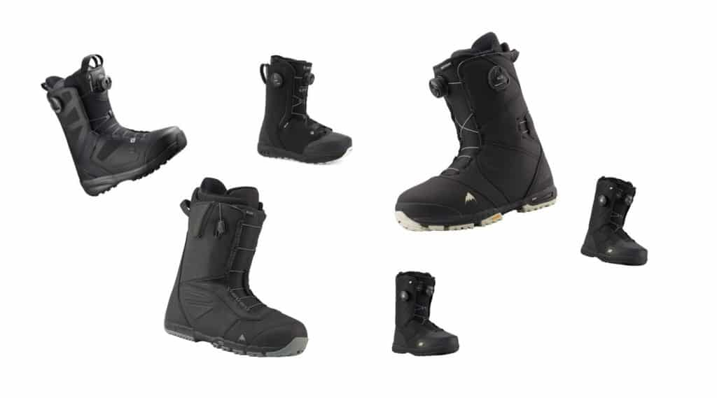 Best Snowboard Boots for Wide Feet 2022